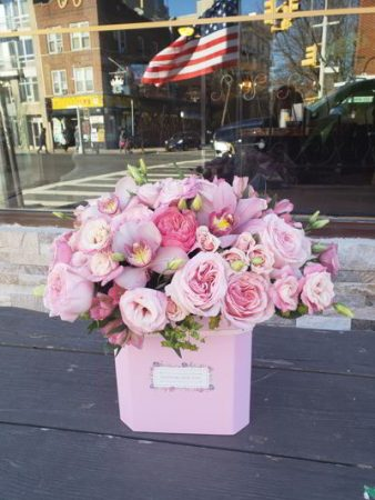 flowers manhattan day delivery