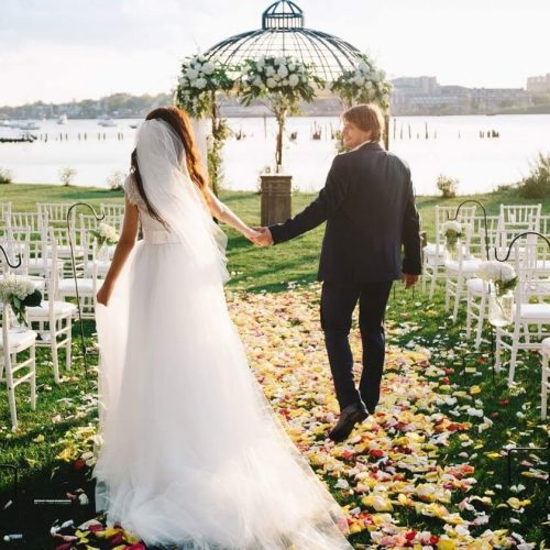 weddings decor in New York